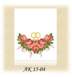 Заготовка рушника АК 15-04