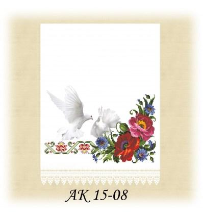 Заготовка рушника АК 15-08