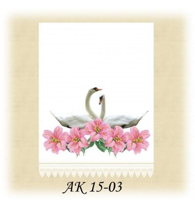 Заготовка рушника  АК 15-03
