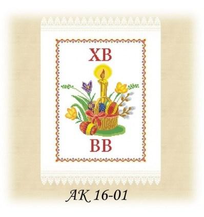 Заготовка рушника АК 16-01