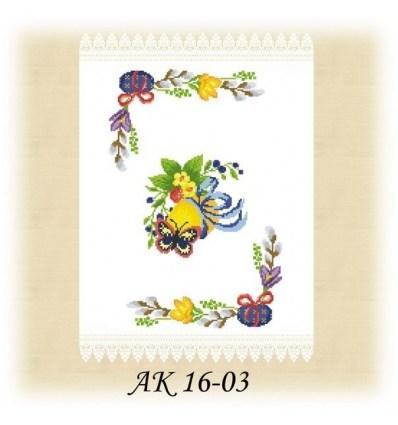 Заготовка рушника АК 16-03