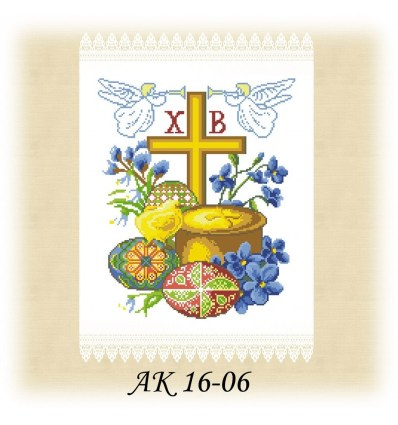 Заготовка рушника АК 16-06