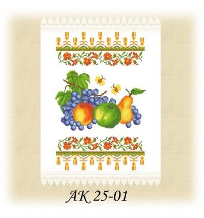 Заготовка рушника АК 25-01