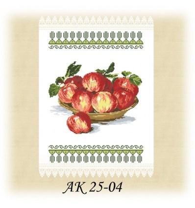 Заготовка рушника АК 25-04