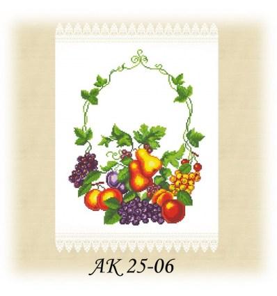 Заготовка рушника АК 25-06