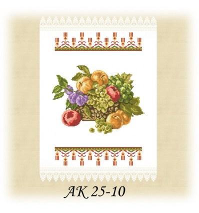 Заготовка рушника АК 25-10