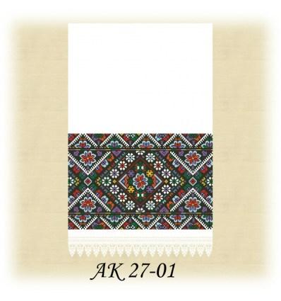 Заготовка рушника  АК 27-01