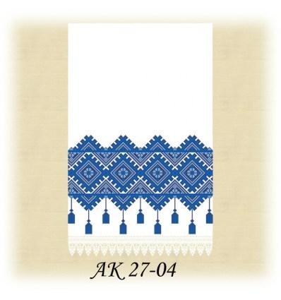 Заготовка рушника АК 27-04