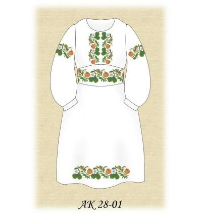 Платье детское АК 28-01