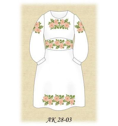 Плаття дитяче АК 28-03