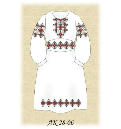 Плаття дитяче АК 28-06