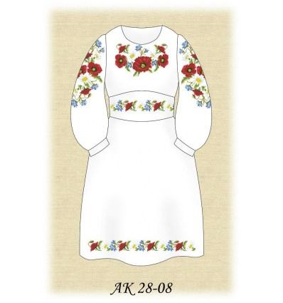 Плаття дитяче АК 28-08