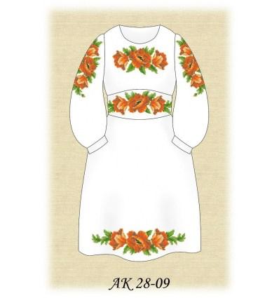 Платье детское АК 28-09