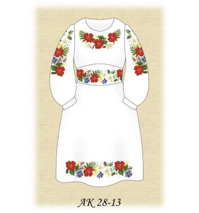 Платье детское АК 28-13