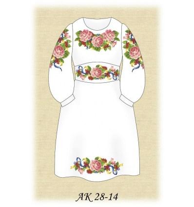 Платье детское АК 28-14
