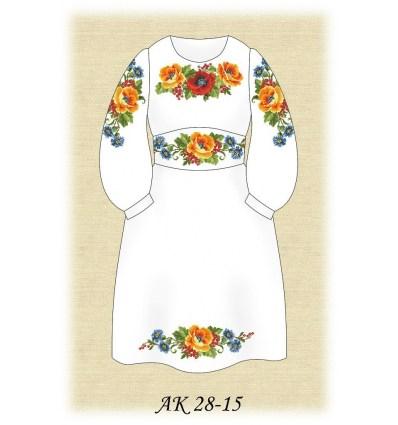 Платье детское АК 28-15
