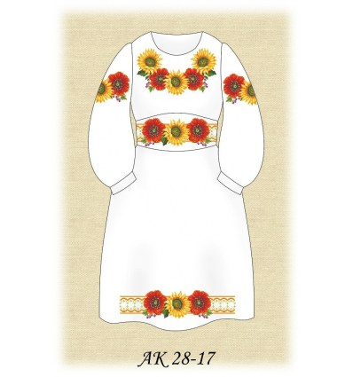 Платье детское АК 28-17