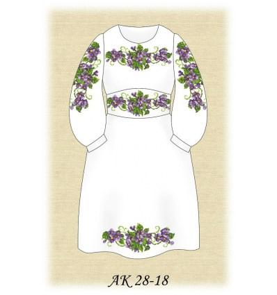 Плаття дитяче АК 28-18