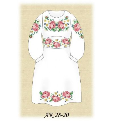 Платье детское АК 28-20