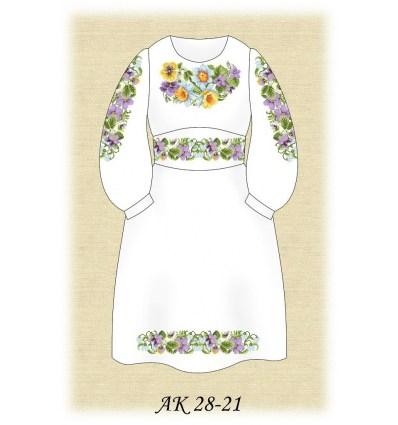 Платье детское АК 28-21
