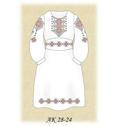 Платье детское АК 28-24