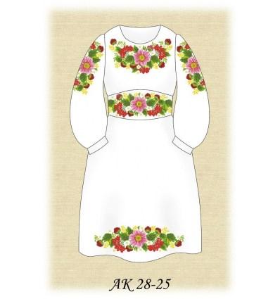 Плаття дитяче АК 28-25