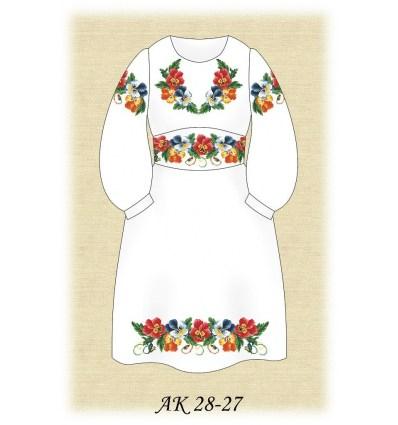 Платье детское АК 28-27