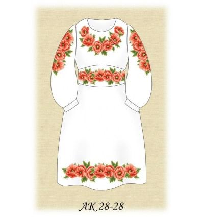 Платье детское АК 28-28