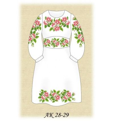 Платье детское АК 28-29