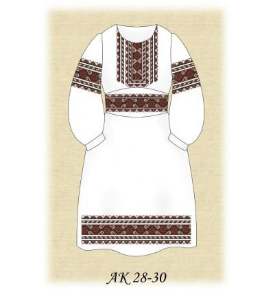 Платье детское АК 28-30