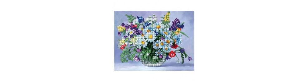 Квіти. Натюрморти