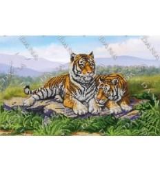 Пара тигров Dana-3170