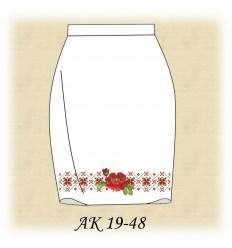 Заготовка юбки АК19-47