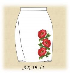 Заготовка юбки АК19-53