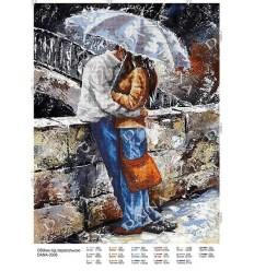 Обьятия по зонтом DANA-3306