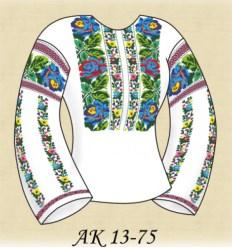 Заготовка блузки АК 13-74