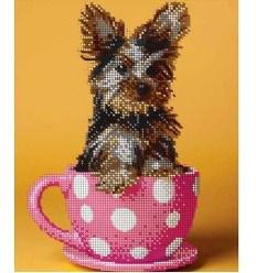 Собачка в чашці DANA-278