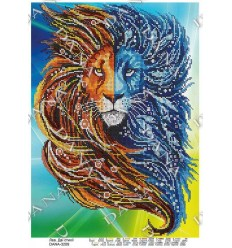 Семья  львов DANA-3301