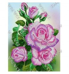 Бордовые розы DANA-2202