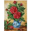 Красные розы DANA-3350