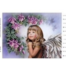 Девочка-ангел ЧВ-5027(н)