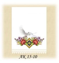 Заготовка рушника  АК 15-10