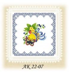 Заготовка салфетки АК 22-07