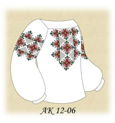 Заготовка детской блузки АК 12-06