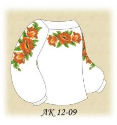 Заготовка детской блузки АК 12-09