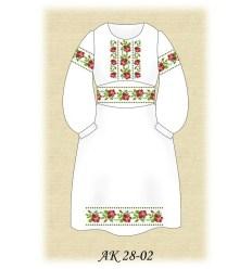 Платье детское АК 28-02