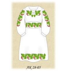 Платье детское АК 28-05