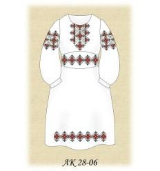 Платье детское АК 28-06