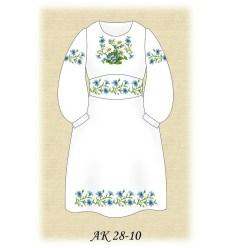 Платье детское АК 28-10
